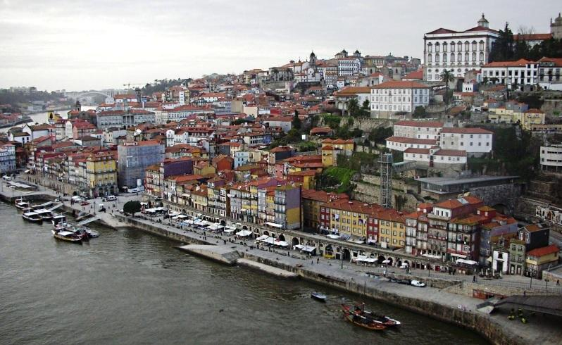 Take a sip of intoxicating old Porto