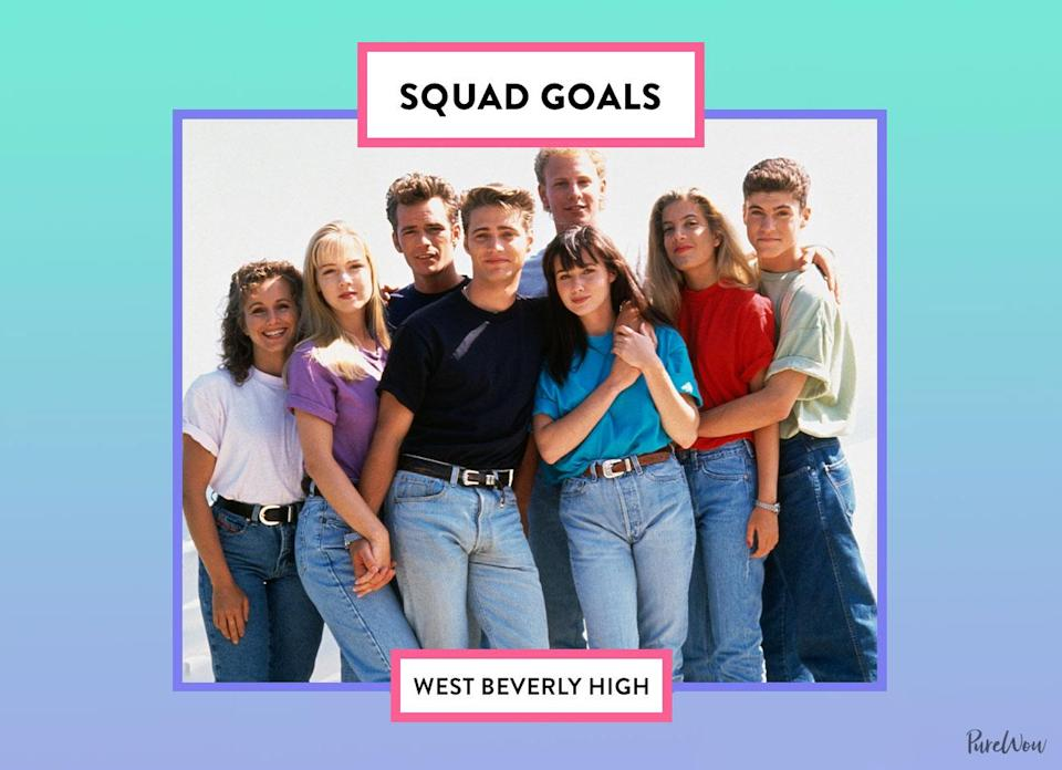 <p>Friendships can be so complicated and messy, as we've seen with this tight-knit group. And though it wasn't always sunshine and roses, their bond endured all the awkwardness and drama, making these friendships even stronger.</p>