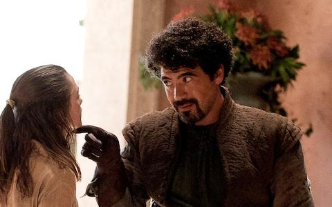 Syrio Forel best quotes - Credit: HBO