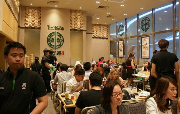Popular Chinese restaurant opens two new outlets in Singapore. (Yahoo photo)