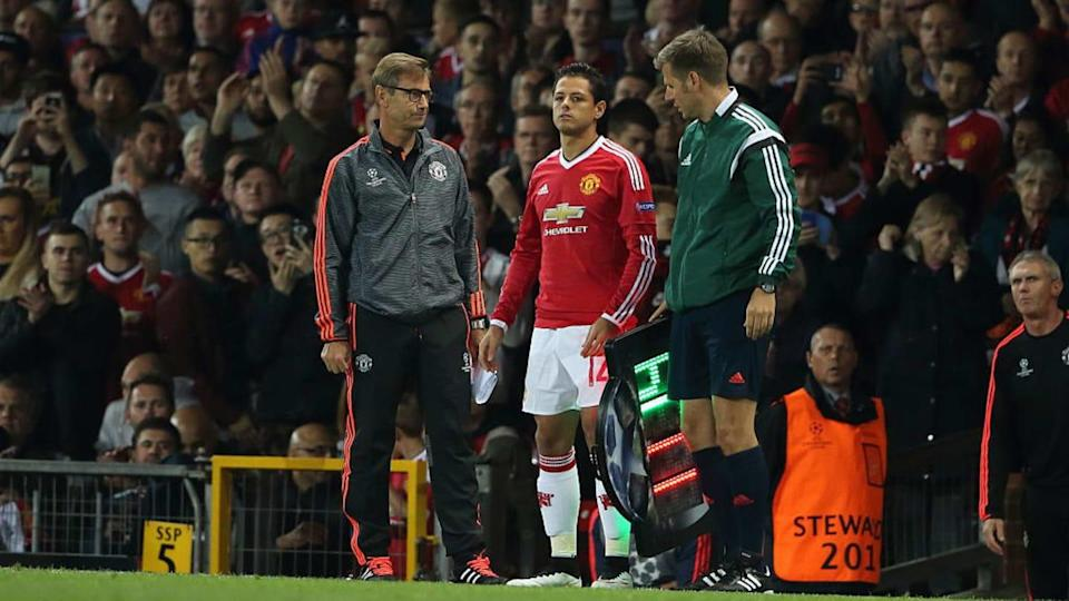 Ingresando en Manchester United, su mejor momento como recambio | Matthew Ashton - AMA/Getty Images