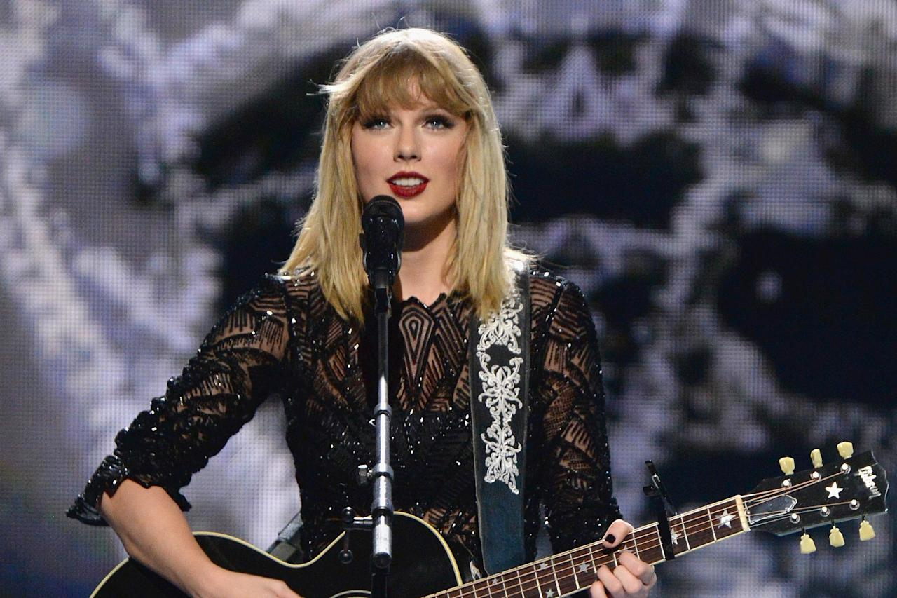 """It pays big time to be a Swift fan! Back in 2015, the """"Wildest Dreams"""" crooner helped out Rebekah Bortniker by making a dent in the superfan's bundle of student loans. Swift mailed a package that contained a handwritten letter, Polaroids, assorted gifts and $1,989 check (<a href=""""http://people.com/celebrity/taylor-swift-helps-superfan-pay-student-loans-with-check-for-1989/"""">which pays tribute to Swift's <i>1989</i> album</a>) to Bortniker's home.  Four years later, <a href=""""https://people.com/music/taylor-swift-pays-fan-college-tuition/"""">she did it again</a>, sending Toronto-based student Ayesha Khurram $6,386.47 CAD — which converts to about $4,800 USD — to help pay for her tuition. Alongside a series of Instagram Story slides addressing the generous gift, the<a href=""""https://www.instagram.com/p/B1FemQvgt8i/"""">post on Khurram's Tumblr feed</a>showed the receipt notice from Taylor Nation, LLC, listing the dollar amount as well as a sweet note that read, """"Ayesha, get your learn on girl. I love you! Taylor."""""""