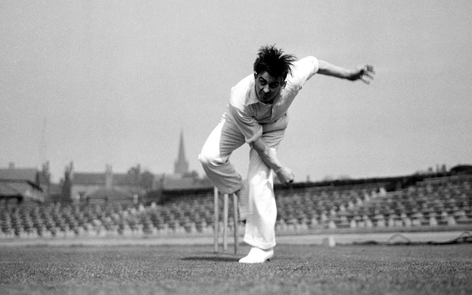 England's greatest fast bowler Fred Trueman has died. Trueman, diagnosed in May with a form of lung cancer, was 75. The Yorkshireman, who was the first bowler to claim 300 Test wickets, finished with 307 victims in only 67 matches - an aggregate which stood as cricket's best until 1976 when it was surpassed by West Indies' Lance Gibbs - PA.