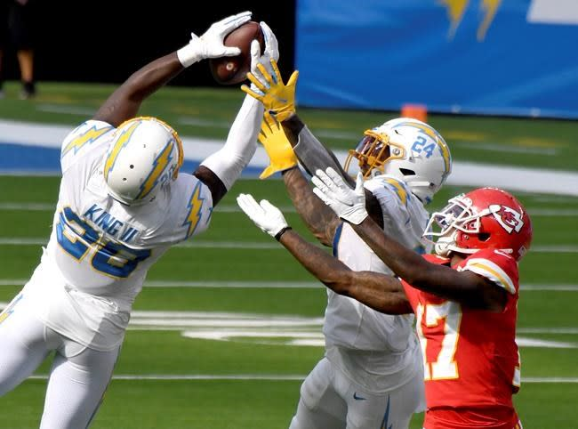 Lack of turnovers remains a concern for Chargers' defence