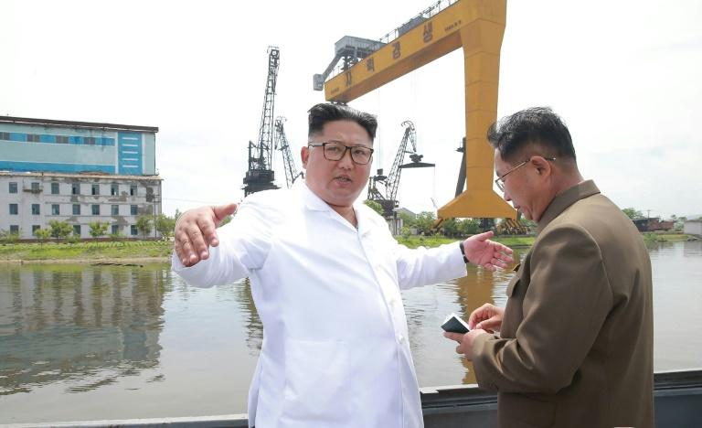 In reports of Kim Jong Un's latest tour to North Hamgyong province, the terms and scale of his denunciations of officials were unusual