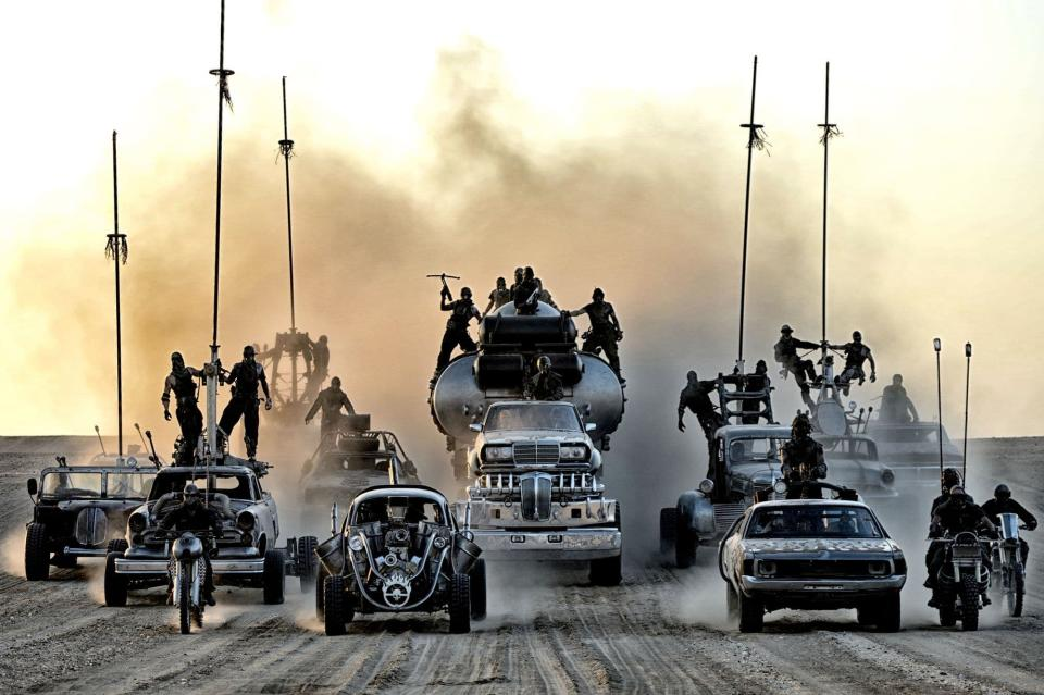 Mad Max Fury Road - Kennedy Miller Productions / Village Roadshow