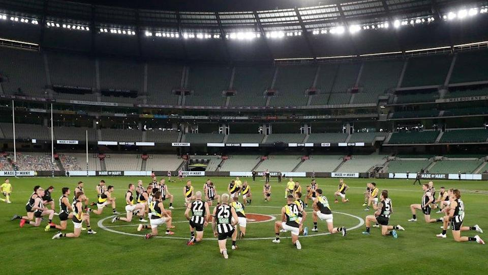 collingwood cup betting line