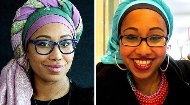 Yassmin Abdel-Magied has said she believes racism has driven the criticism of her. Photos: Facebook