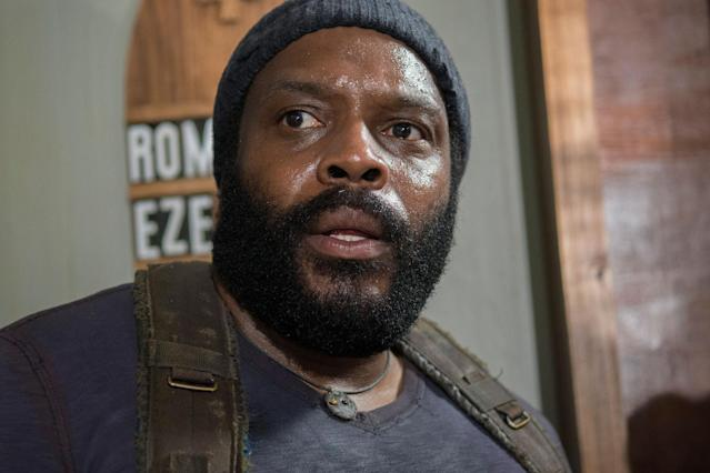 Chad Coleman as Tyreese in 'The Walking Dead' (Photo: AMC)