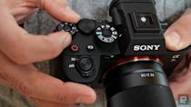 Sony 12.1-megapixel full-frame mirrorless camera