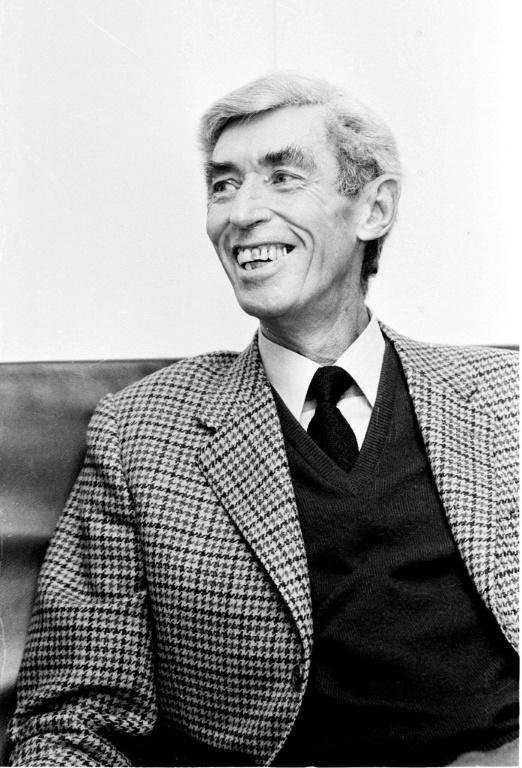 Tintin creator Herge, a Belgian whose real name was George Remi, died in March 1983 at the age of 75