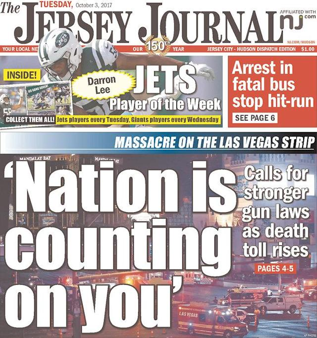 "<p>""The Jersey Journal,"" Jersey City, N.J. (newseum.org) </p>"