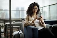 "<p>Technology will be a key element in the travel industry in 2021, with many people believing that it will be crucial in controlling health risks while on the move and reassuring them that jet setting is safe.</p><p>Booking.com found that more than half (53 per cent) of travellers will want tech options to make last-minute restaurant reservations and a fifth (21 per cent) will hope to use self-service machines instead of having face-to-face interactions with those working in the travel sector.</p><p>Surprisingly, <a href=""https://www.elle.com/uk/life-and-culture/travel/g32221886/virtual-travel/"" rel=""nofollow noopener"" target=""_blank"" data-ylk=""slk:virtual reality"" class=""link rapid-noclick-resp"">virtual reality</a> (VR) might play more of an integral role in helping wanderlust travellers decide on holiday spots, with over a third (36 per cent) admitting to feeling comfortable to scouting out a destination using VR. </p>"