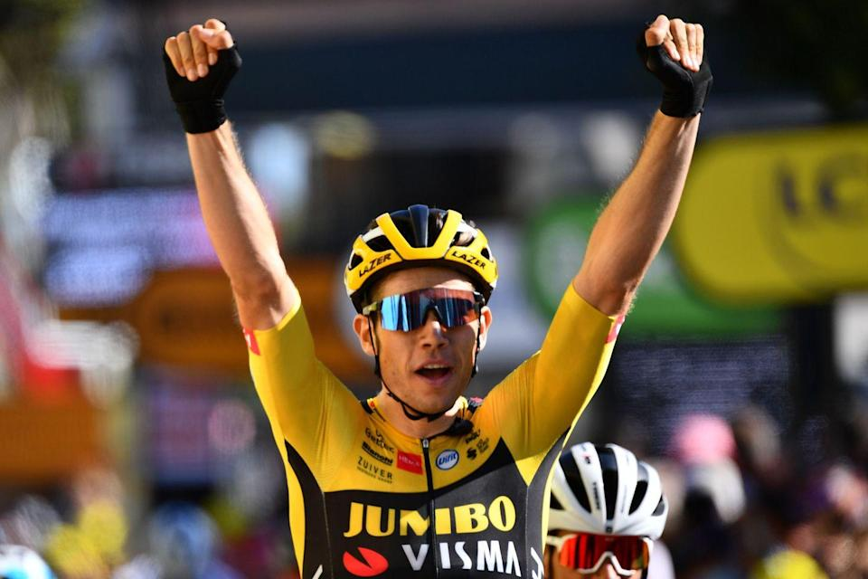 <p><strong>Who's Winning the Tour?</strong></p><p>It should've been a relatively easy and straightforward day at the Tour de France: neither especially long, nor hilly, and with a profile that strongly suggested a bunch finish. But the Vent d'Autan had different ideas. The notorious winds that blow from the south/southeast in this region of France created havoc as Bora-Hansgrohe raced aggressively to force splits in the peloton early in the stage. Initially, no major contenders were caught out, but a number of sprinters were—good news for Peter Sagan. But as the day wore on, the 47.5km per hour average speed began to wear out other riders (speeds hit almost 100kph on one descent); a second split late in the race caught out best young rider Tadej Pogačar (UAE-Emirates), among others, and the lead group at the end numbered just 41 of the 172 starters. No team capitalized more than Jumbo-Visma, which not only nabbed another stage win for its young fuoriclasse talent Wout van Aert, but kept both of its GC contenders up front and safely out of trouble, all while letting other teams do most of the work. Adam Yates continues to lead the race overall, but he was the only member of his team to make the front group, a possible warning sign for this weekend's Pyreneean stages as he'll likely be isolated on climbs.</p><p><strong>Who's <em>Really</em> Winning the Tour?</strong></p><p>Jumbo-Visma is in the driver's seat for this Tour, with favorite Primoz Roglič in second overall and Tom Dumoulin just 10 seconds behind his teammate in 5th place. The team has already won three stages, and is seeing its competition slowly whittled down by attrition. Today it was Pogačar, the Trek-Segafredo duo of Bauke Mollema and Richie Porte, and INEOS Grenadiers's Richard Carapaz who lost time (Carapaz initially made all the selections but had an untimely mechanical that knocked him back to the second group). With his Bora team's aggressive, opportunistic riding, Sagan is back in his customary g