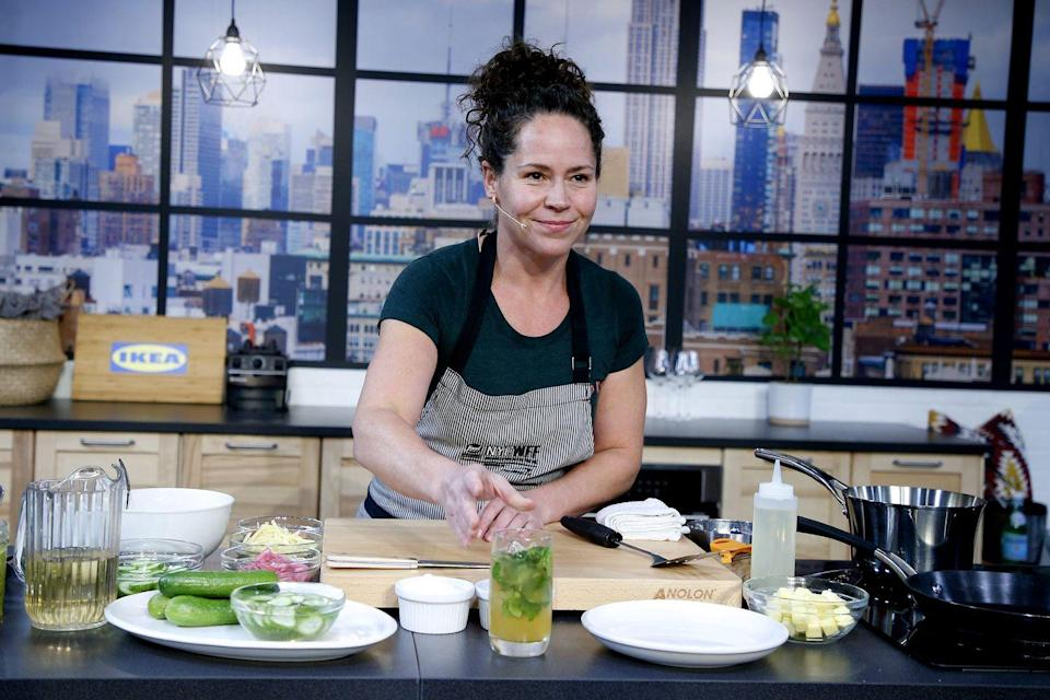 <p>Since her days on <em>Top Chef</em>, Stephanie has opened three successful restaurants in Chicago. She's also returned to the <em>Top Chef </em>kitchen as a guest judge and competed in <em>Top Chef Duels </em>in 2014. In 2017, she competed and won <em>Iron Chef </em><em>Gauntlet </em>on the Food Network.</p>