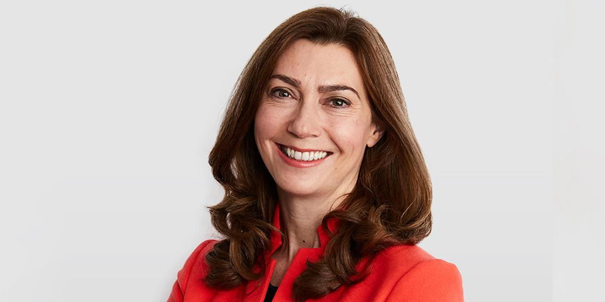 Lindsay Pattinson, chief client officer, WPP