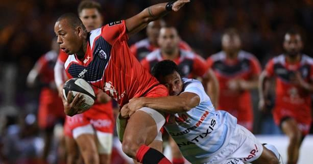 Rugby - Top 14 - 24e j. - Top 14 : Toulouse - Racing 92 pour conclure la 24e journée
