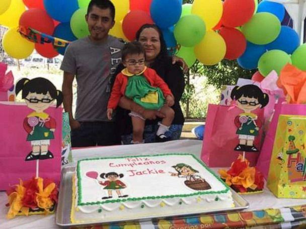 PHOTO: For 35-year-old Ruth González Esparza, her bout with COVID-19 came in the 38th week of her pregnancy. She is now doing well and raising her children, Kerem, 5, and Jose, 7 months, with her husband, Federico González. (Ruth González Esparza)