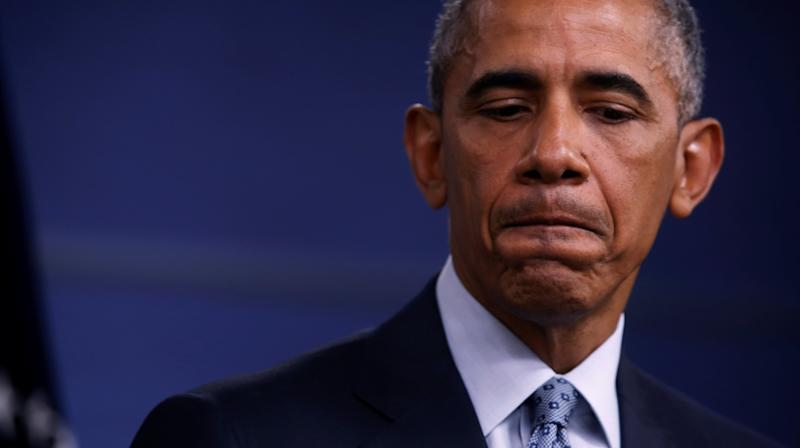 In Solemn Tweets, Obama Calls For 'Concrete Steps' To Tackle 'Weaponry In Our Midst'
