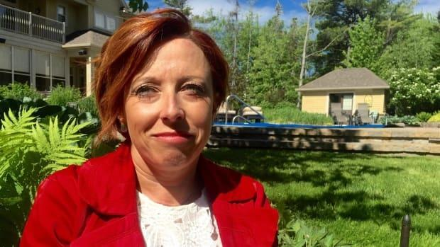Dr. Karen Desrosiers has been open about her struggle with burnout and depression. She says New Brunswick needs more specialists, including gynecologists, and more family doctors. (Catherine Allard/Radio-Canada - image credit)