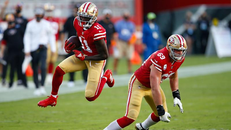 Kyle Juszczyk 'extremely impressed' by Brandon Aiyuk this NFL season
