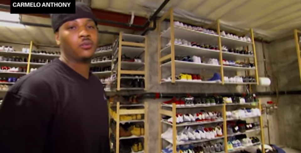 <p>Not <em>not</em> convinced this isn't a sneaker store's warehouse.</p>
