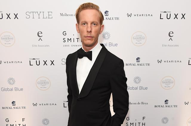 Laurence Fox attends the Walpole British Luxury Awards 2019 at The Dorchester on November 18, 2019. (David M. Benett/Dave Benett/Getty Images for Walpole)