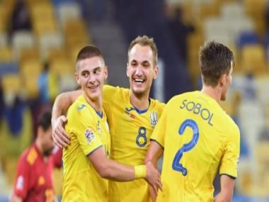 Nations League: Germany held for a draw by Switzerland as pressure mounts on Joachim Loew; Ukraine stuns Spain