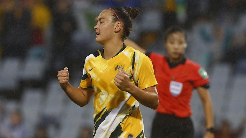 Australia Olympic Soccer Asian Qualifiers