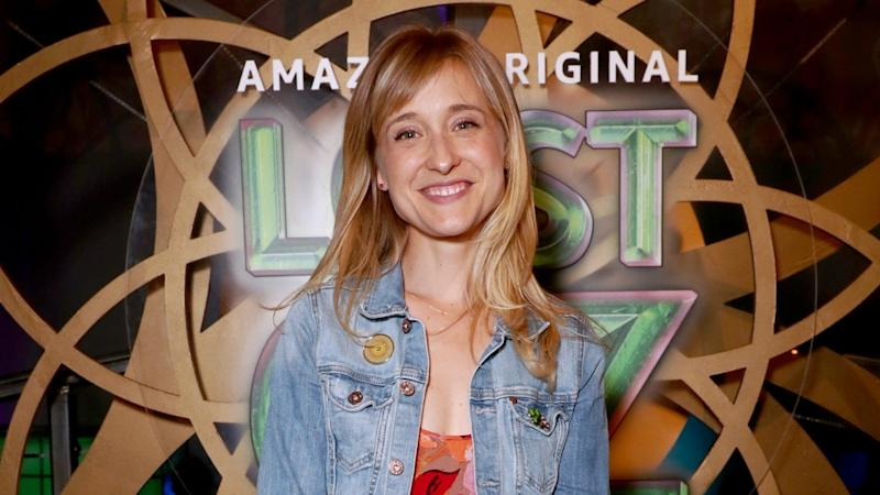 'Smallville' Star Allison Mack Arrested for Alleged Connection to Sex Trafficking Scheme
