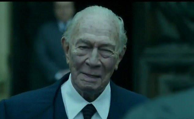 Christopher Plummer has replaced Kevin Spacey in All The Money In The World. Source: Roadshow Films
