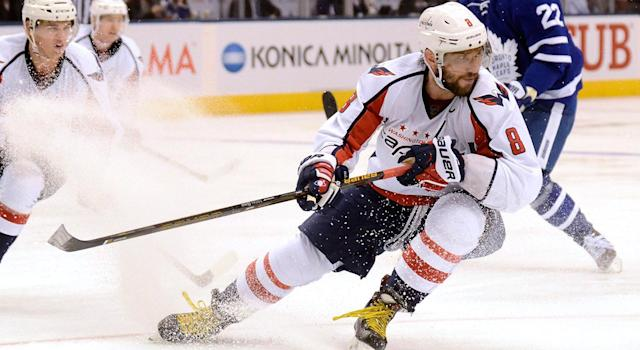 <p>The Capitals signed Alexander Ovechkin to a 13-year, $124M deal in 2008. (Jon Blacker/AP) </p>