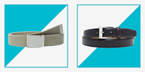 """<p>Between textured, tactile pieces and sleek minimalist options, there's a lot to consider if you're looking for <a href=""""https://www.menshealth.com/style/g33403084/best-mens-belts/"""" rel=""""nofollow noopener"""" target=""""_blank"""" data-ylk=""""slk:the perfect belt"""" class=""""link rapid-noclick-resp"""">the perfect belt</a>. Ideally, you need something that's versatile enough to work with your entire wardrobe—OK, <em>most </em>of your wardrobe—yet special enough to not look like an afterthought. Overwhelmed by options and not sure where to start? The best place to find one might also just be the most unexpected. Amazon is a surprisingly great resource for men's belts, with everything from your favorite luxury labels to lesser-known smaller brands available to you from the comfort of your keyboard. </p><p>While the specifics of the style you choose is up to you, we can help you narrow down your search. Ahead, we pulled together our picks for the most stylish Amazon men's belts you can order online right now. Whether you're in the market for a tailored option to wear when the office (finally) opens up again or just want to upgrade your day-to-day style, we have you covered. <br></p>"""
