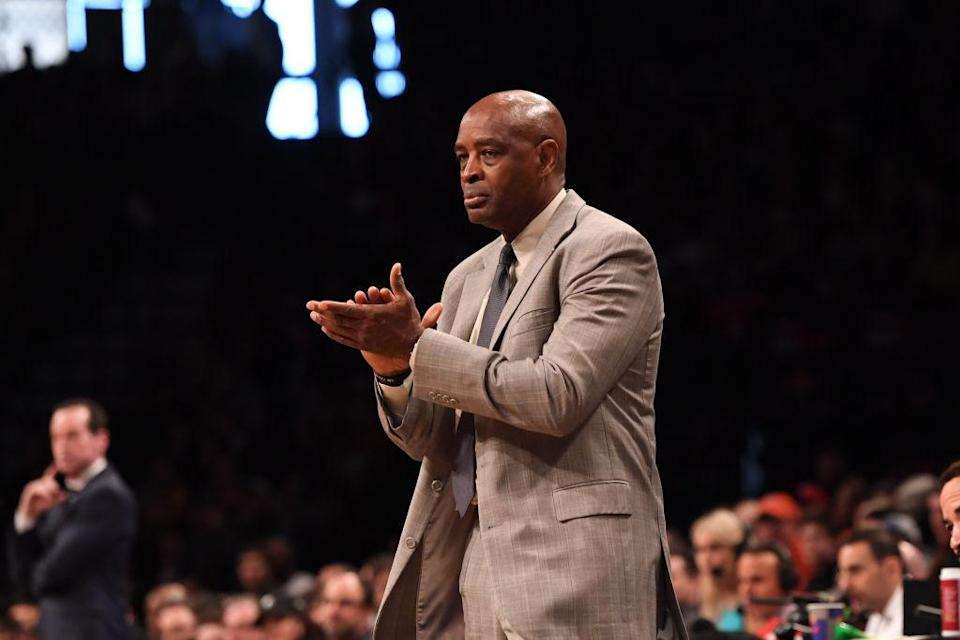 Larry Drew wouldn't mind the opportunity to rebuild the Cleveland Cavaliers. (Getty Images)