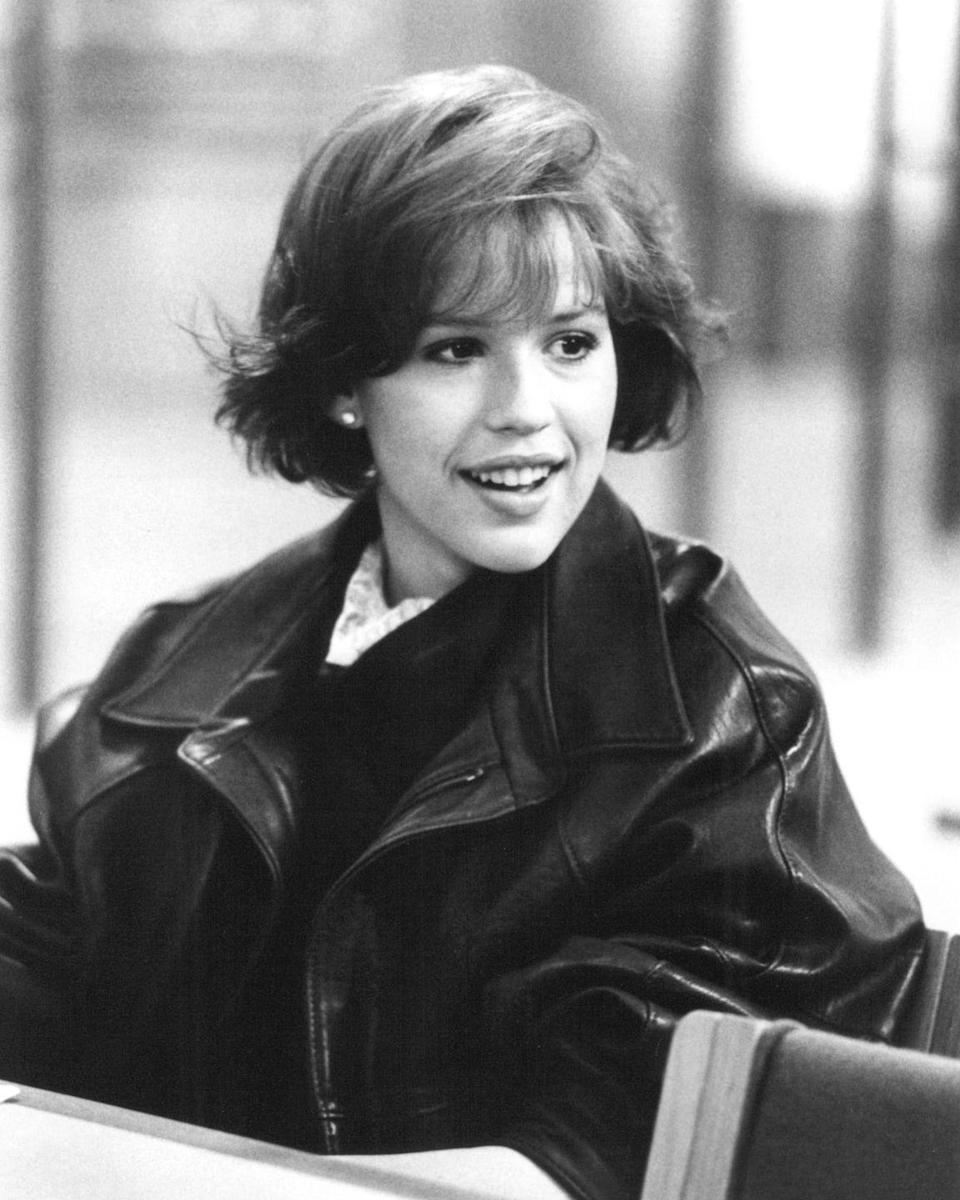 <p>The '80 sweetheart is notably one of the biggest stars of the decade, starring in the Blockbuster hits <em>Sixteen Candles, The Breakfast Club, </em>and <em>Pretty in Pink. </em>Although she was first noticed in a Los Angeles production of <em>Annie</em> in 1978, she catapulted to stardom as a teen icon as the star of the John Hughes films.<br></p>