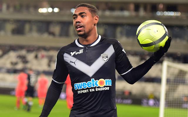 Everton have reportedly joined the race to sign Bordeaux's highly-rated Brazilian winger Malcom. The 21 year-old, who was linked with Arsenal, Tottenham and Bayern Munich last January, has already attracted interest this summer from Spurs, Fulham and Inter Milan, with the Italian club offering to take him on loan for a season at a cost of £8.8 million with an option to purchase next year for a further £26.5m. Everton were reportedly in advanced talks with Bordeaux on Tuesday night for a straight £30m fee for the player, who they are offering a five-year contract worth 80,000 a week. New Goodison coach Marco Silva and director of football Marcel Brands are currently overhauling the Everton squad and although the likes of Wayne Rooney, Ramiro Funes Mori and Joel Robles have been allowed to leave, no purchases have yet been made - a stark contrast to last summer when Ronald Koeman was one of the busiest Premier League managers in the transfer market and one of the quickest to move. Malcom has made more than 80 first-team appearances for Bordeaux, scoring 20 times, and has represented Brazil at Under 20 and Under 23 level, but has yet to break into the senior side.