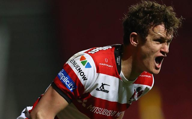 <span>Billy Burns was instrumental in Gloucester's victory</span> <span>Credit: Getty Images </span>