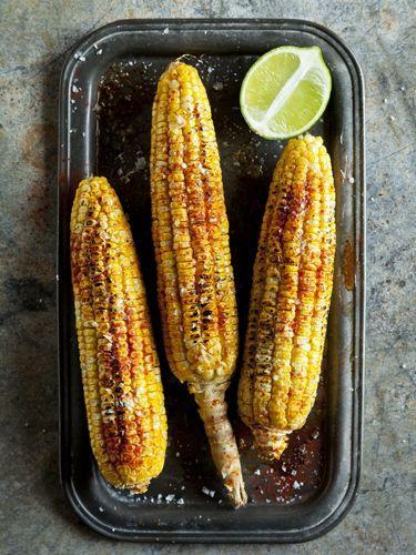 <p>Minimize waste and mess when cutting corn from the cob by mounting the cob in the hollow center of a Bundt cake pan, where it will be secure. When you run a knife down the cob, kernels will collect in the pan.</p>