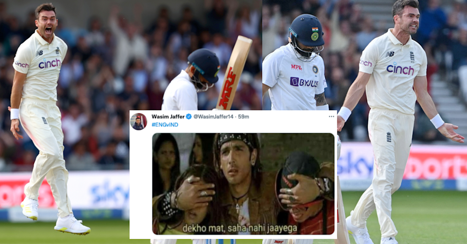 Twitter Reacts On India's Collapse As England Bowl Them Out For 78 Runs At Headingley