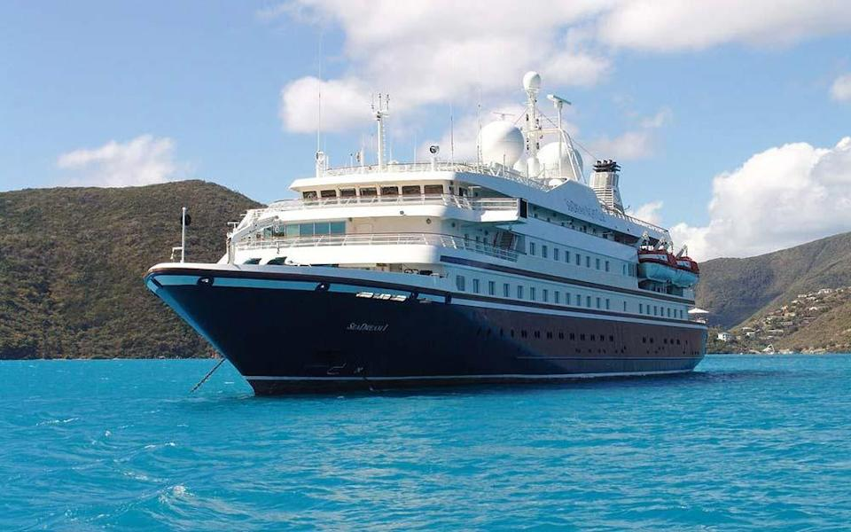 Everyone on board SeaDream's abandoned cruise has tested negative