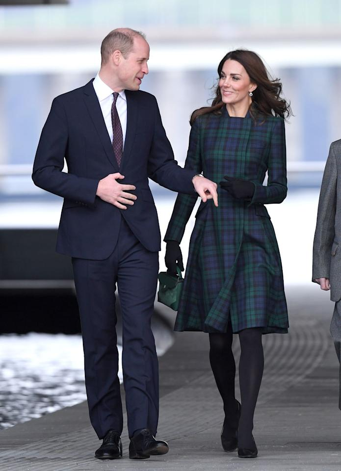 <p>Knowing that, due to royal protocol, Will and Kate simply aren't allowed to be touchy-feely with each other, Orbuch had her eye out for different cues, including their eye contact. While some couples might look ahead while walking, these two are totally locked in on each other. Orbuch is sure to point out Kate's flirtatious side glance at her man (now, that's the kind of side-eye you want). </p><p>Another positive was the couple being in step with each other, conveying that they have the same goals and are walking into the future together, according to Orbuch. D'aww.</p>