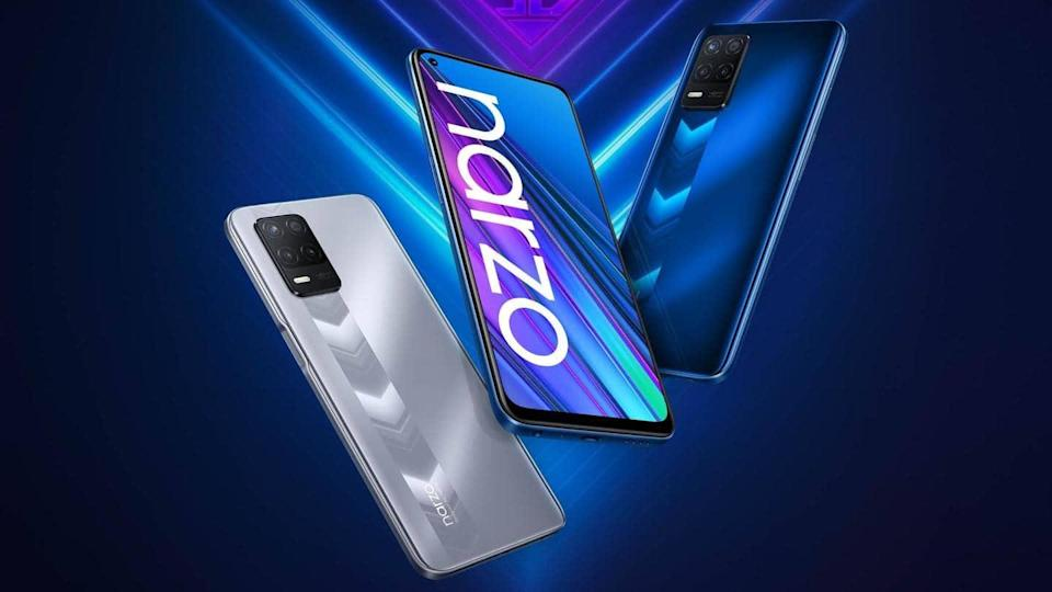 Realme Narzo 30 5G tipped to cost Rs. 14,000