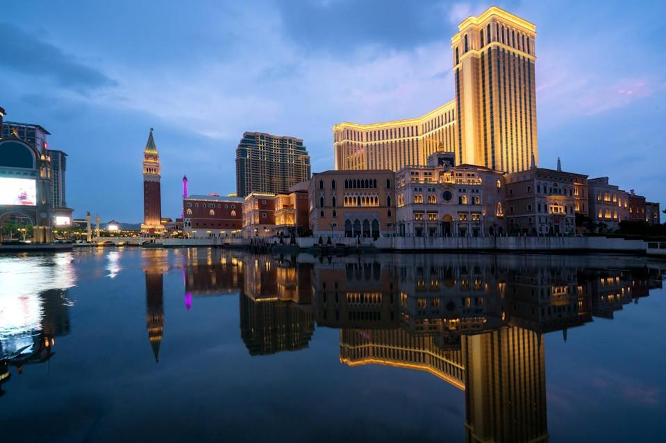 Macao Casinos Still Tarnished After Soft Golden Week Holiday