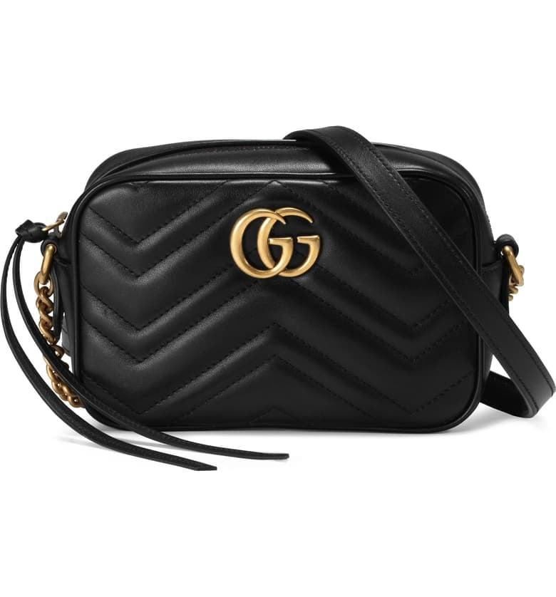 "<p>This <a href=""https://www.popsugar.com/buy/Gucci-GG-Marmont-20-Matelass%C3%A9-Leather-Shoulder-Bag-492957?p_name=Gucci%20GG%20Marmont%202.0%20Matelass%C3%A9%20Leather%20Shoulder%20Bag&retailer=shop.nordstrom.com&pid=492957&price=980&evar1=fab%3Aus&evar9=44087420&evar98=https%3A%2F%2Fwww.popsugar.com%2Ffashion%2Fphoto-gallery%2F44087420%2Fimage%2F46653238%2FGucci-GG-Marmont-20-Matelass%C3%A9-Leather-Shoulder-Bag&list1=shopping%2Cfall%20fashion%2Caccessories%2Cgucci&prop13=mobile&pdata=1"" rel=""nofollow"" data-shoppable-link=""1"" target=""_blank"" class=""ga-track"" data-ga-category=""Related"" data-ga-label=""https://shop.nordstrom.com/s/gucci-gg-marmont-2-0-matelasse-leather-shoulder-bag/4643151?origin=category-personalizedsort&amp;breadcrumb=Home%2FBrands%2FGucci&amp;color=porcelain%20rose%2F%20porcelain%20rose"" data-ga-action=""In-Line Links"">Gucci GG Marmont 2.0 Matelassé Leather Shoulder Bag </a> ($980) is the perfect classic investment.</p>"
