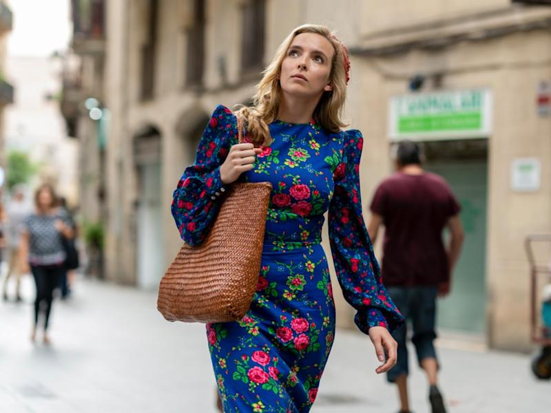 Jodie Comer as Villanelle in Killing Eve season three  (Photo: HuffPost UK)
