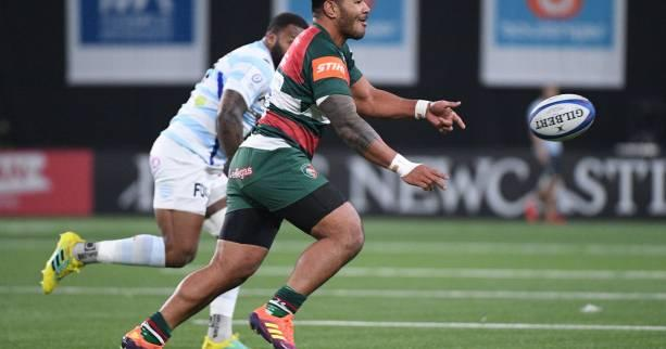 Rugby - ANG - Transferts : Manu Tuilagi quitte Leicester