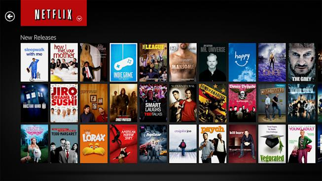 Netflix's selection of movies in the US is embarrassingly bad