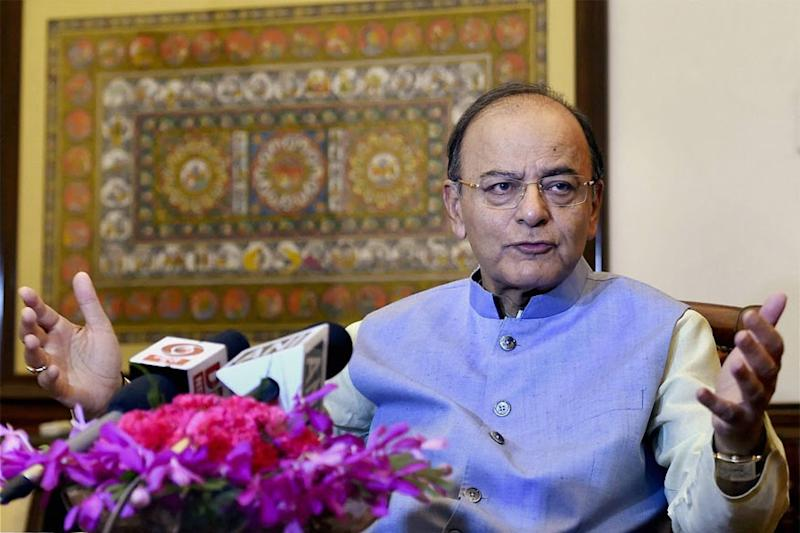 Arun Jaitley Reveals Why Opposition's 'Malafide' Impeachment Notice Was Bound to Fail