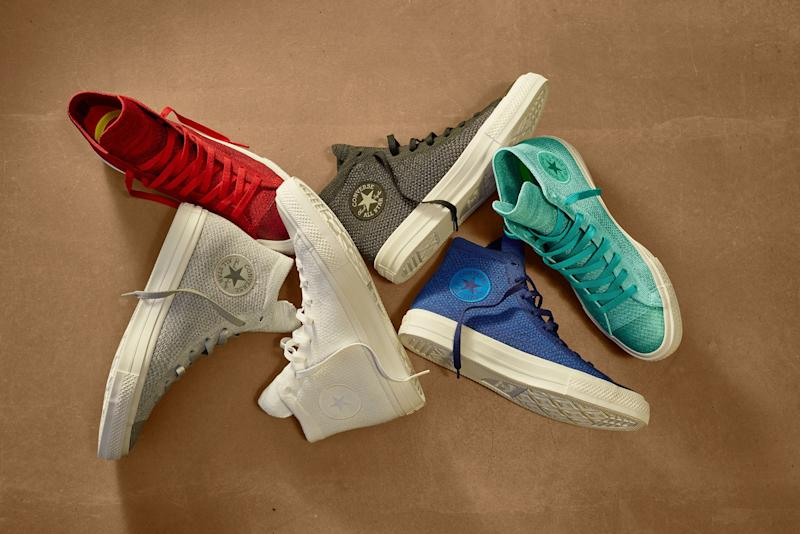 Check Out Converse's Brand New Look