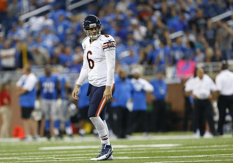 For Cutler, it's all fundamental after Lions loss